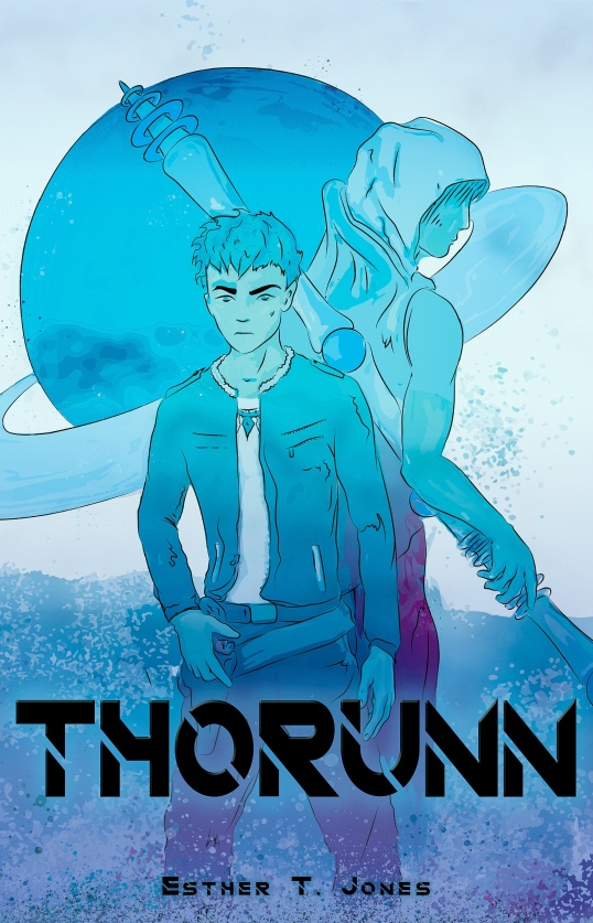 Thorunn Cover